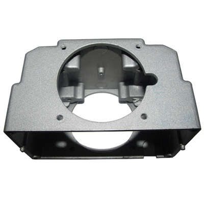 Aluminum Die Casting Electronic Appliance Parts