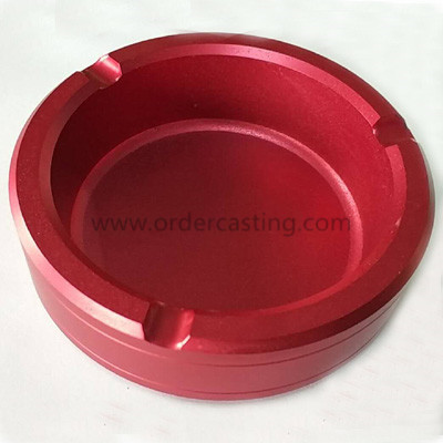 Aluminum Die Casting Anodized Ashtray